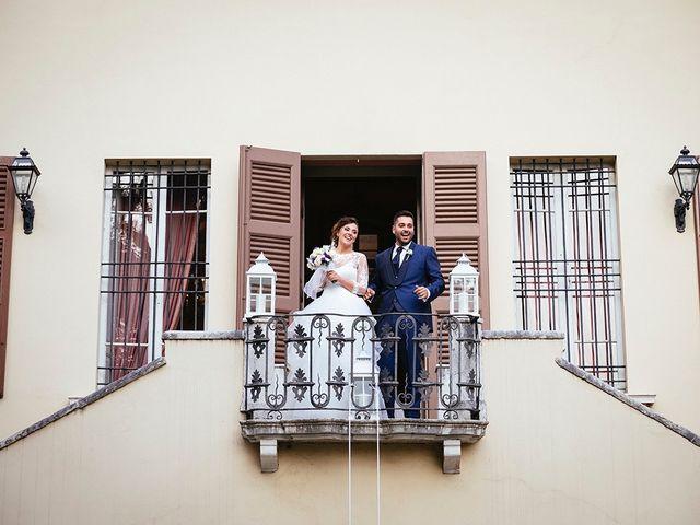 Il matrimonio di Davide e Eleonora a Roè Volciano, Brescia 47