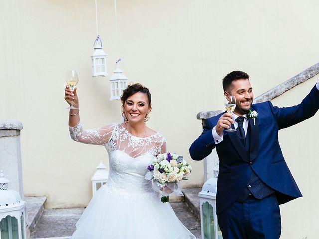 Il matrimonio di Davide e Eleonora a Roè Volciano, Brescia 48