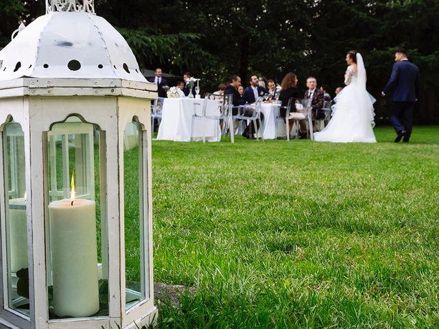 Il matrimonio di Davide e Eleonora a Roè Volciano, Brescia 49