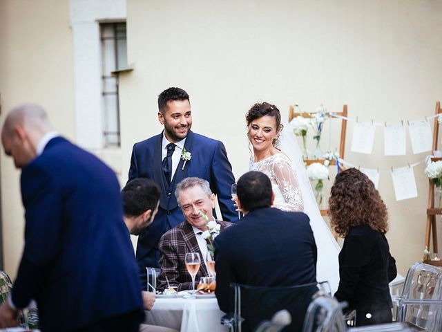 Il matrimonio di Davide e Eleonora a Roè Volciano, Brescia 50