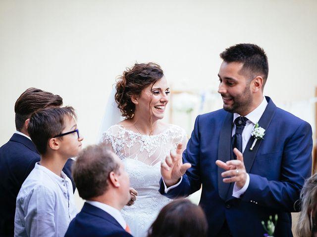 Il matrimonio di Davide e Eleonora a Roè Volciano, Brescia 51