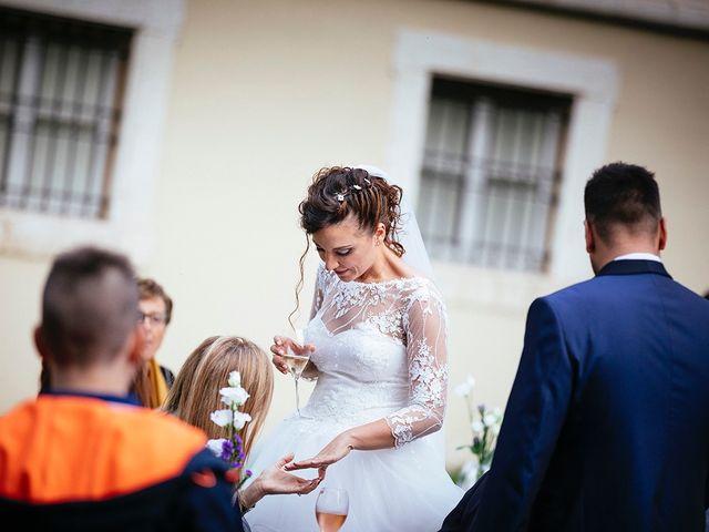 Il matrimonio di Davide e Eleonora a Roè Volciano, Brescia 53