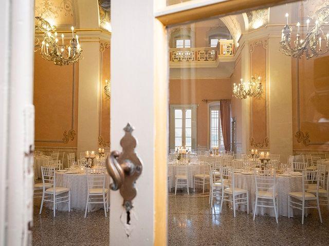 Il matrimonio di Davide e Eleonora a Roè Volciano, Brescia 62