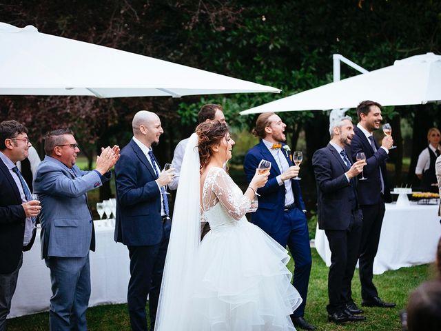 Il matrimonio di Davide e Eleonora a Roè Volciano, Brescia 63