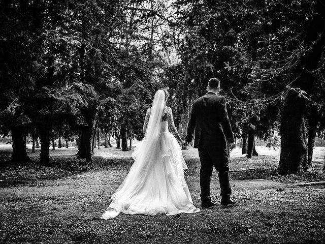 Il matrimonio di Davide e Eleonora a Roè Volciano, Brescia 67