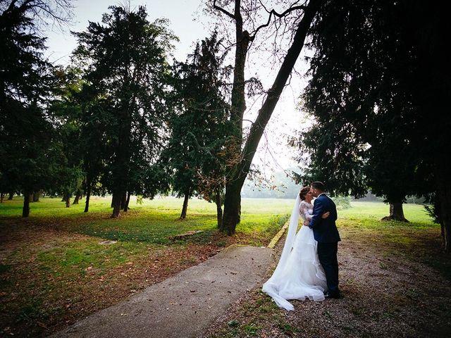 Il matrimonio di Davide e Eleonora a Roè Volciano, Brescia 68