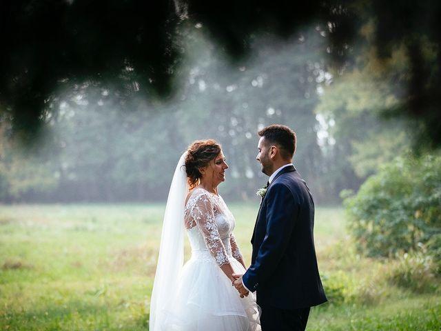 Il matrimonio di Davide e Eleonora a Roè Volciano, Brescia 69