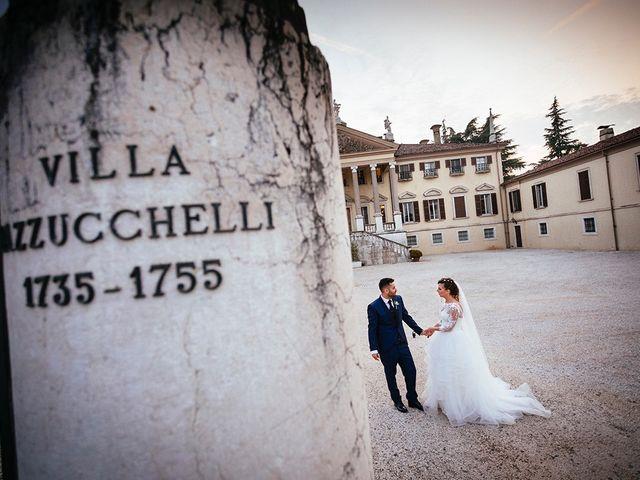 Il matrimonio di Davide e Eleonora a Roè Volciano, Brescia 70