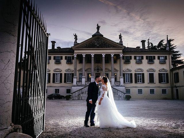 Il matrimonio di Davide e Eleonora a Roè Volciano, Brescia 71