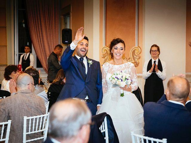Il matrimonio di Davide e Eleonora a Roè Volciano, Brescia 76
