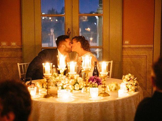 Il matrimonio di Davide e Eleonora a Roè Volciano, Brescia 77