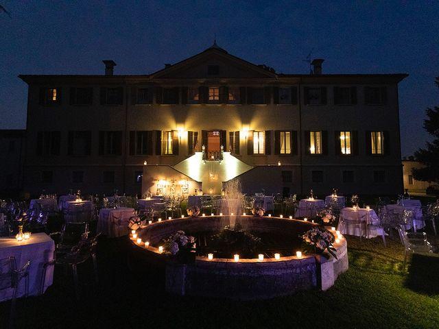 Il matrimonio di Davide e Eleonora a Roè Volciano, Brescia 78