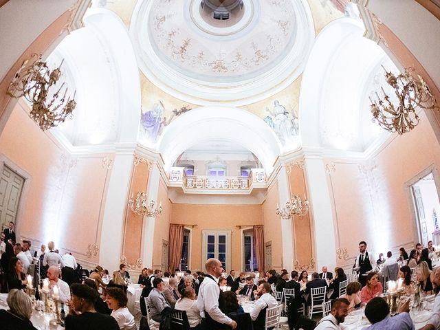 Il matrimonio di Davide e Eleonora a Roè Volciano, Brescia 81