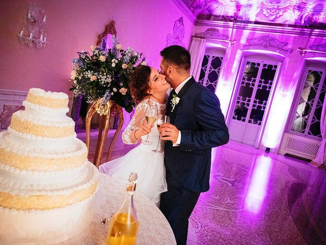 Il matrimonio di Davide e Eleonora a Roè Volciano, Brescia 84