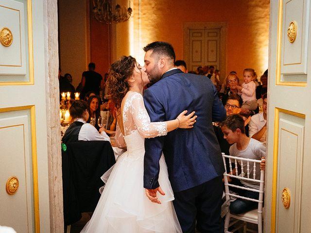 Il matrimonio di Davide e Eleonora a Roè Volciano, Brescia 85