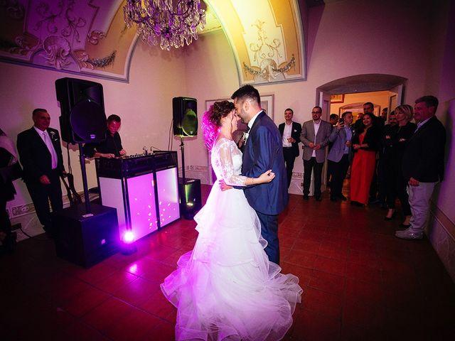 Il matrimonio di Davide e Eleonora a Roè Volciano, Brescia 92
