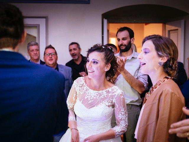 Il matrimonio di Davide e Eleonora a Roè Volciano, Brescia 102