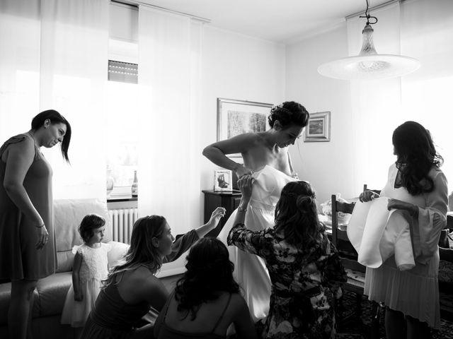 Il matrimonio di Enrico e Annalisa a Boffalora sopra Ticino, Milano 7