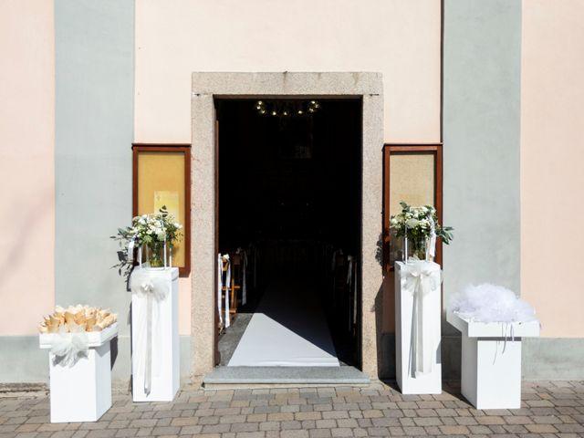 Il matrimonio di Enrico e Annalisa a Boffalora sopra Ticino, Milano 14