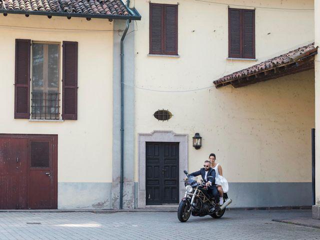 Il matrimonio di Enrico e Annalisa a Boffalora sopra Ticino, Milano 20