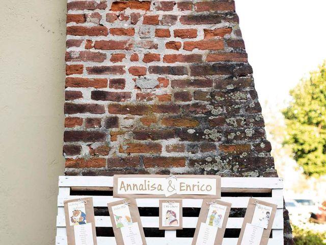 Il matrimonio di Enrico e Annalisa a Boffalora sopra Ticino, Milano 30