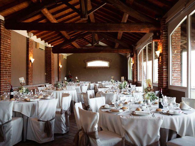 Il matrimonio di Enrico e Annalisa a Boffalora sopra Ticino, Milano 33
