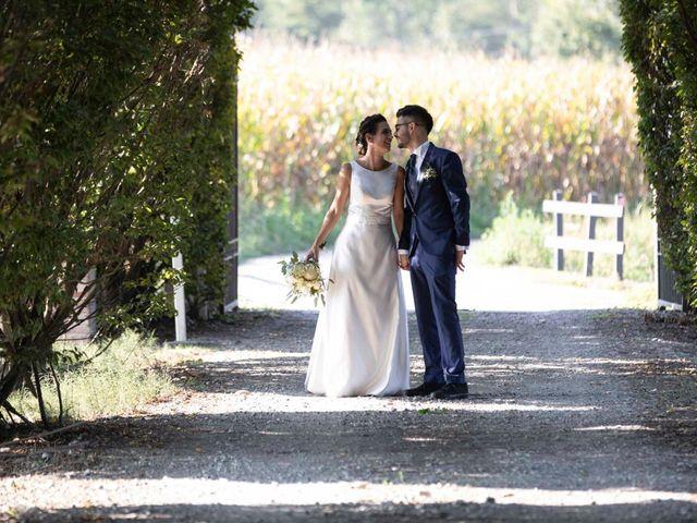 Il matrimonio di Enrico e Annalisa a Boffalora sopra Ticino, Milano 45