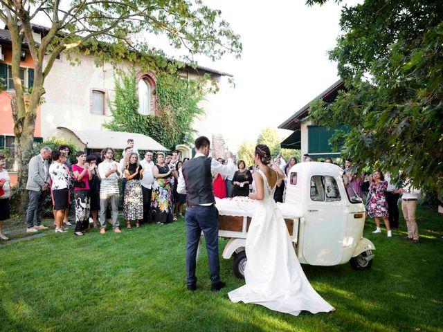 Il matrimonio di Enrico e Annalisa a Boffalora sopra Ticino, Milano 67