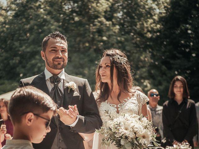 Il matrimonio di Roberto e Mihaela a Brusaporto, Bergamo 72