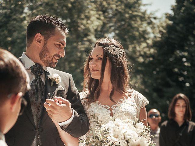 Il matrimonio di Roberto e Mihaela a Brusaporto, Bergamo 73