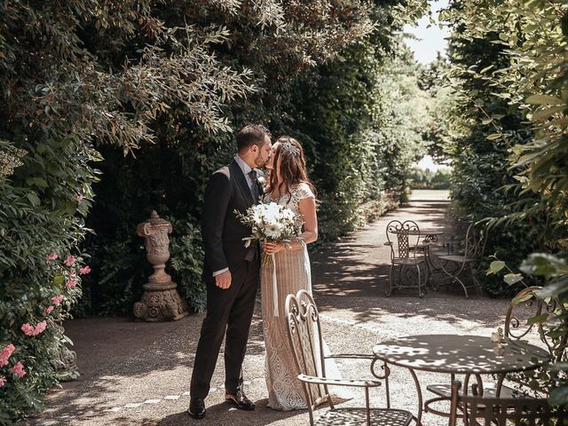 Il matrimonio di Roberto e Mihaela a Brusaporto, Bergamo 103