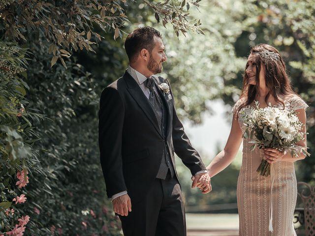 Il matrimonio di Roberto e Mihaela a Brusaporto, Bergamo 104