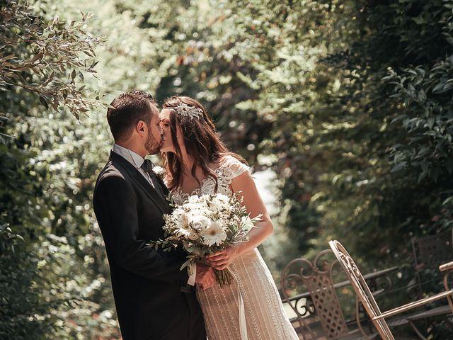 Il matrimonio di Roberto e Mihaela a Brusaporto, Bergamo 105