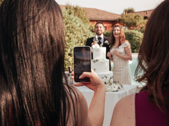 Il matrimonio di Roberto e Mihaela a Brusaporto, Bergamo 115