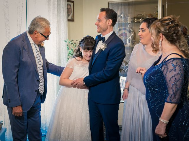Il matrimonio di Alessio e Clelia a Foggia, Foggia 8