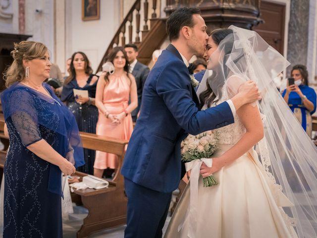 Il matrimonio di Alessio e Clelia a Foggia, Foggia 36
