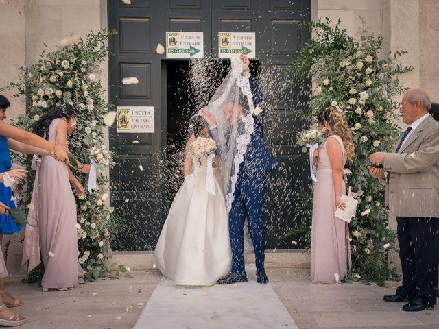 Il matrimonio di Alessio e Clelia a Foggia, Foggia 45