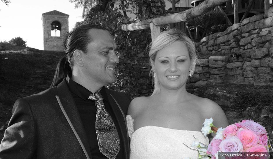 Il matrimonio di Luca e Jessica a Monsummano Terme, Pistoia