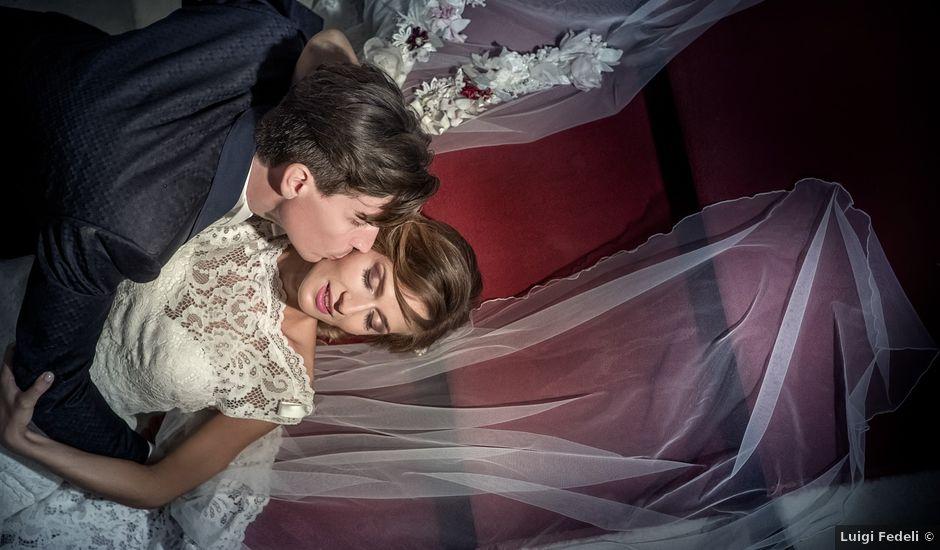Il matrimonio di Giordano e Elisa a Morrovalle, Macerata