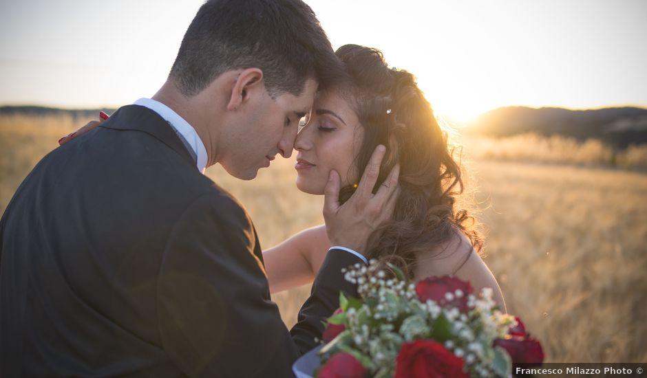 Il matrimonio di Christian e Najat a Semproniano, Grosseto