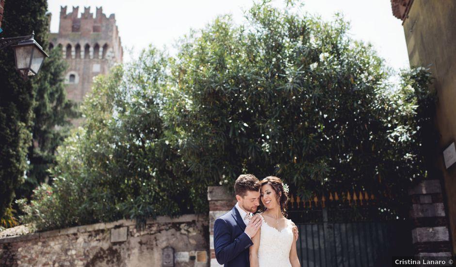 Il matrimonio di Stefano e Edilaine a Pastrengo, Verona