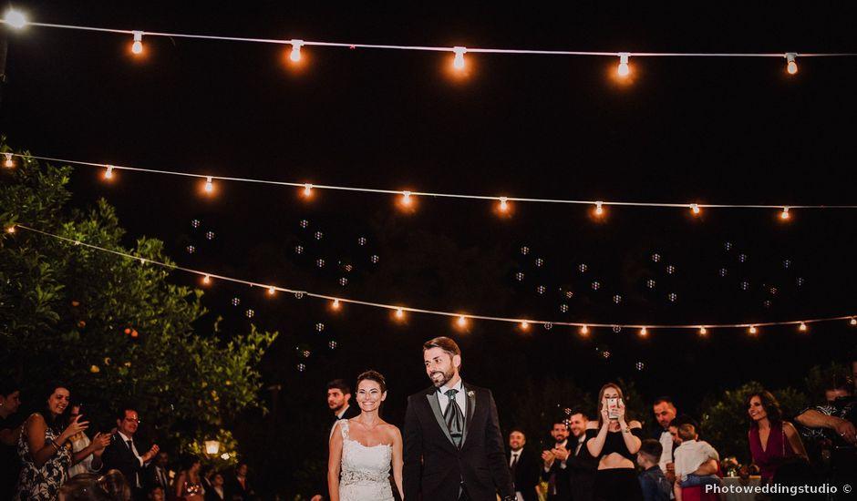 Il matrimonio di Romeo e Donatella a Napoli, Napoli