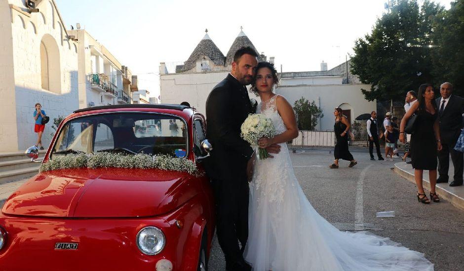 Il matrimonio di Salvatore  e Martina  a Alberobello, Bari