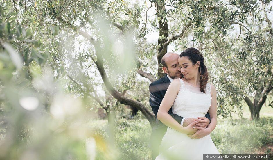 Il matrimonio di Luca e Enrica a Viterbo, Viterbo