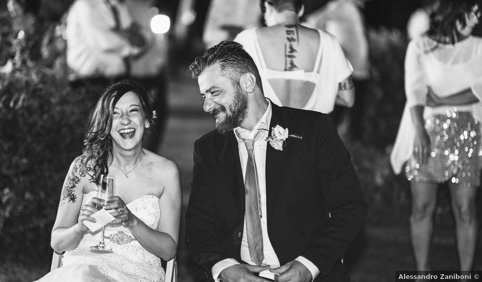 Il matrimonio di Lorenzo e Greta a Bagnolo San Vito, Mantova