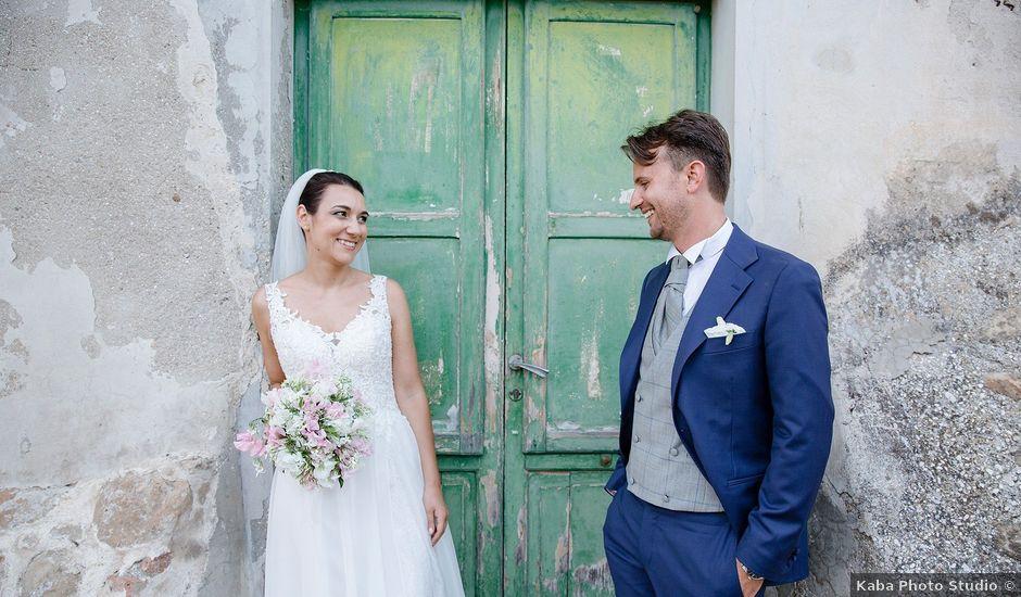 Il matrimonio di Matteo e Giovanna a Cupramontana, Ancona