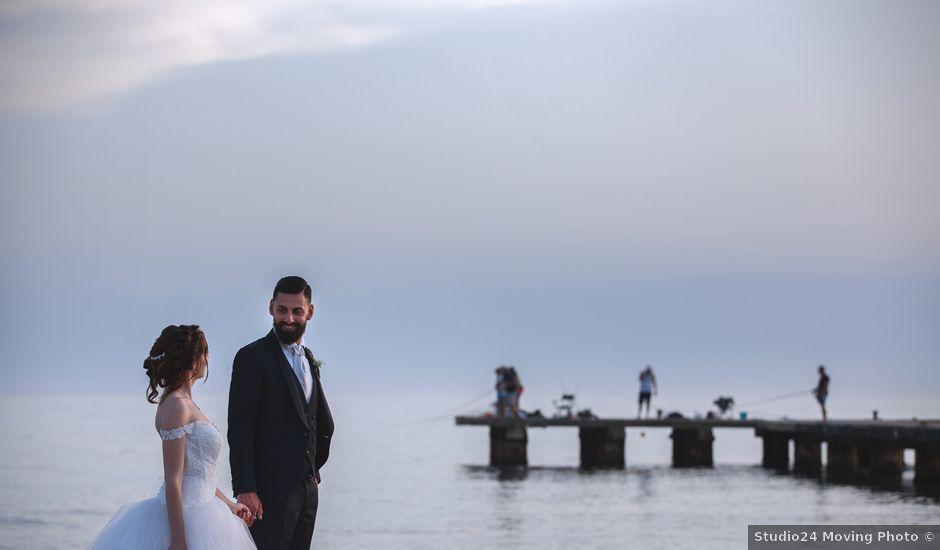 Il matrimonio di Mario e Teresa a Vietri sul Mare, Salerno