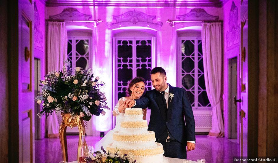 Il matrimonio di Davide e Eleonora a Roè Volciano, Brescia
