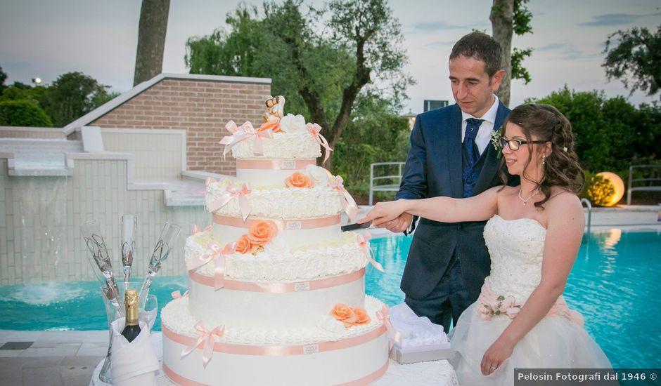Il matrimonio di Stefania e Antonio a Borgoricco, Padova