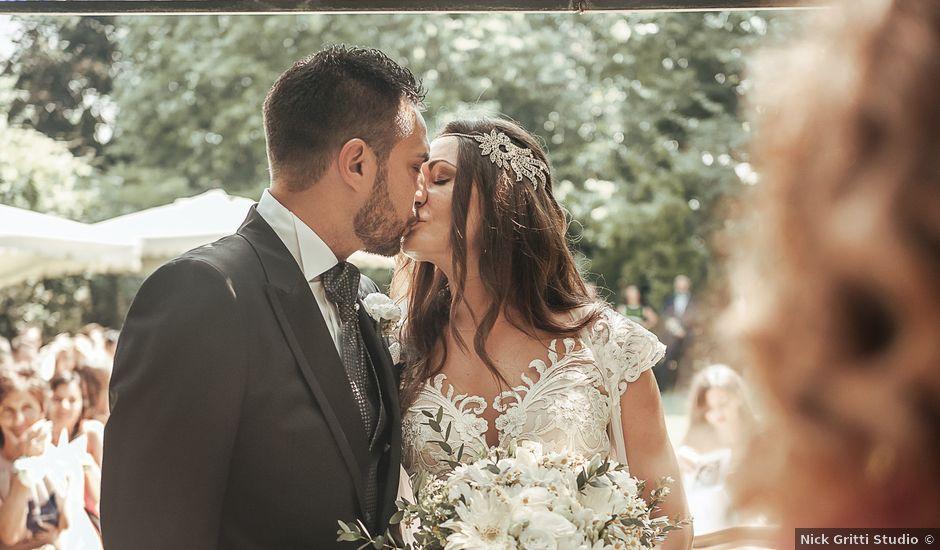Il matrimonio di Roberto e Mihaela a Brusaporto, Bergamo